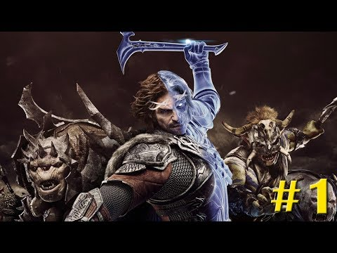 Middle-earth: Shadow of War Gameplay Part 1 First 60 Minutes of Gameplay (Android/ iOS)