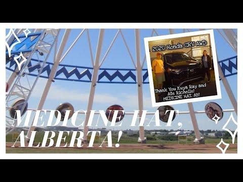 Gerry's Delivery Vlogs! Medicine Hat, Alberta! June 2020!