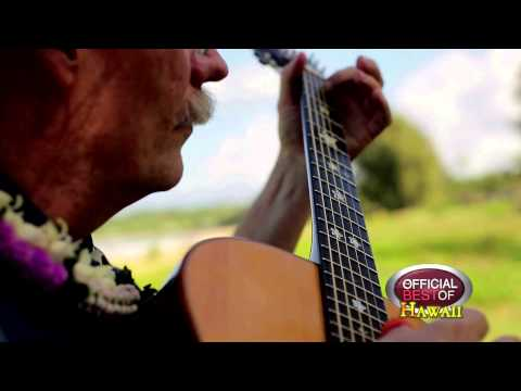 McMaster Slack Key Guitar - Best Slack Key Guitar - Hawaii 2012