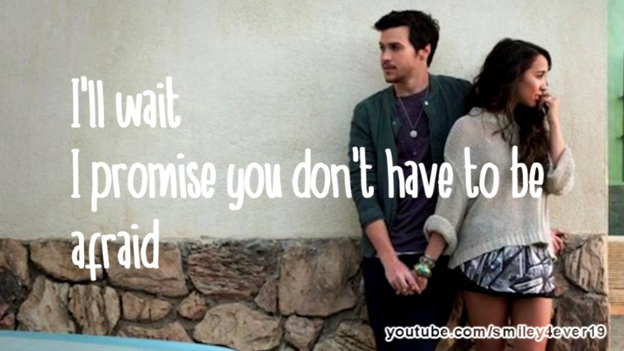 Alex and Sierra - Little Do You Know (Lyric Video) - YouTube