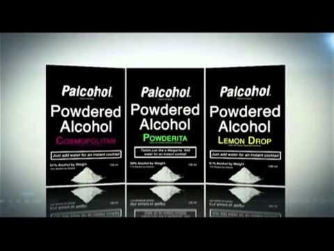 Palcohol- Powder Alcohol