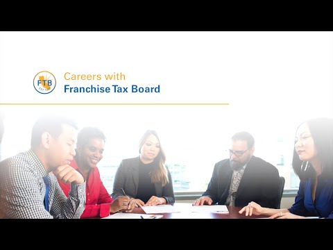 Careers With Franchise Tax Board