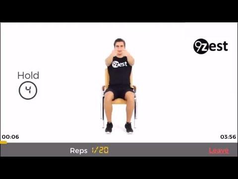 Parkinson's Therapy Program - Parkinson's coordination exercises video by 9zest