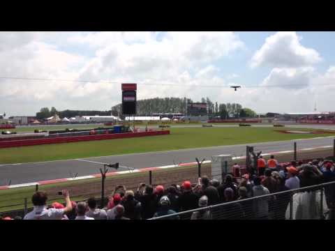 British Grand Prix 2011 - Luffield B Grandstand