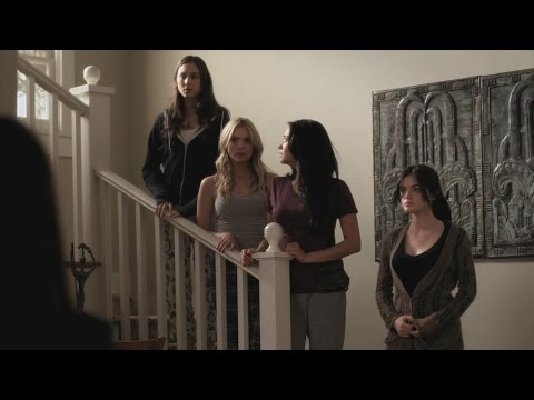 Lindas Mentirosas (Pretty Little Liars) 2x01: Las Mentirosas se enfrentan a sus padres