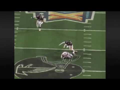 Super Bowl Thirty Three Flashback Broncos vs Falcons (1999)
