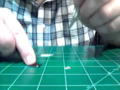 Making rivits for models