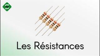 Les Résistances : Comment ça marche ? - SILIS ELECTRONIQUE -