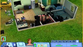 The Sims 3 High End Loft Stuff Preview PC