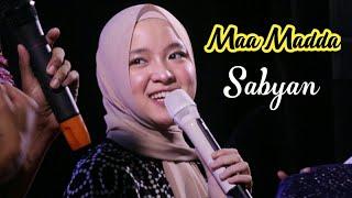 Download lagu MAA MADDA - SABYAN LIVE DBL ARENA SURABAYA