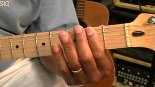 Peter Gunn Theme ~ Duane Eddy (minor) Henry Mancini (major) How To Play On Guitar Lesson