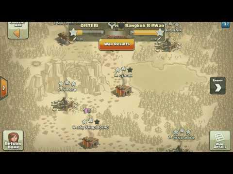 Bangkok B @War [War Recap]