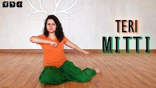 Easy Dance steps for Teri mitti song | Kesari | Shipra's Dance class