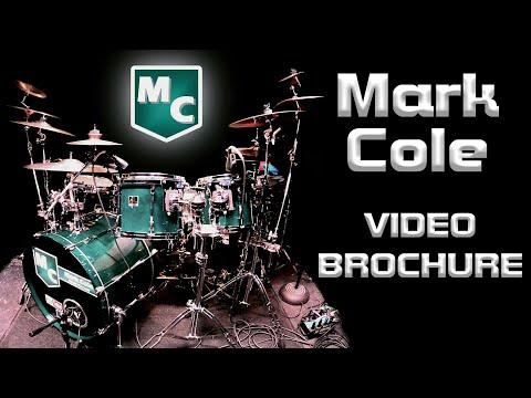 Mark Cole drum teacher--Video Brochure