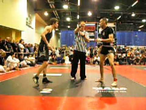 James Gray 2009 Expert Flyweight Semi Finals