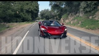 McLaren 650S Spider: An Open-Top Time Machine