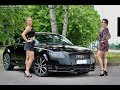 Fast Driving Girls - Chiaretta picks up her friend Alba in Audi TT 8N Mk1 in heels (V085)