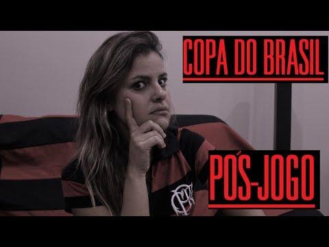Atlético-GO 1x2 Flamengo  - Copa Do Brasil 2017