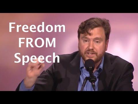 """Liberals are Stifling Intellectual Diversity on Campus"" - Greg Lukianoff debate highlights"