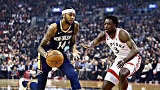 Toronto Raptors vs New Orleans Pelicans Full Highlights resumen del partido completo NBA 2019
