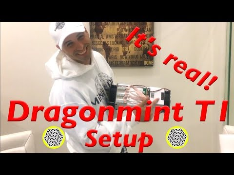 Dragonmint T1 16ths Setup Guide Halongmining Samsung 10nm Chips Vs Antminer S9 Review