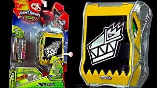 Dino Com Review! (Power Rangers Dino Charge)