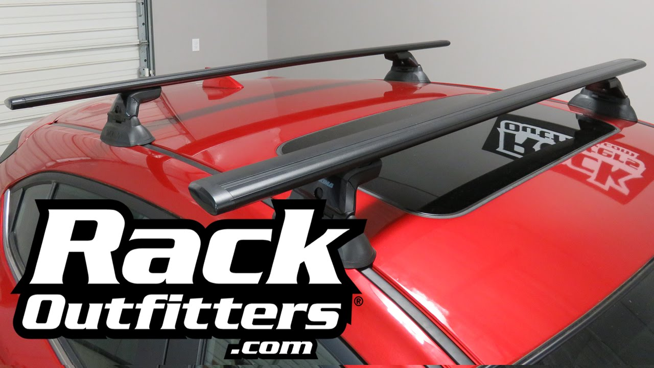 Roof Rack For Mazda 3 The Yakima Skyline 60 Inch Jetstream