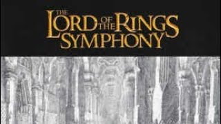 Lord of the Rings Symphony - Howard Shore [2011](CAN)|Filmscore