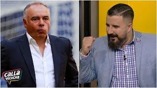 Álvaro Morales: Memo Vázquez en Chivas no va a aguantar mis críticas y mi presión | Calla y Escucha