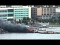 Pier 97 Fire - New York City (September 4, 2010)