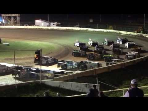 Greenville Speedway - United States Modified Touring Series