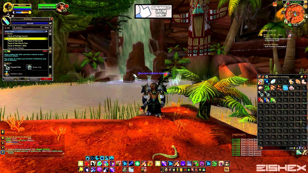 Mist of Pandaria: How to Train/Get Started With Alchemy ...