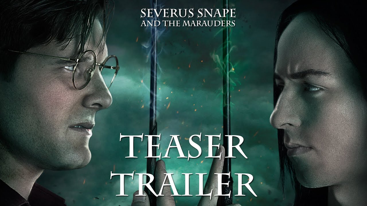 harry potter movie trailer operation18 truckers social