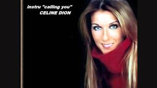 CELINE DION instru  calling you.wmv