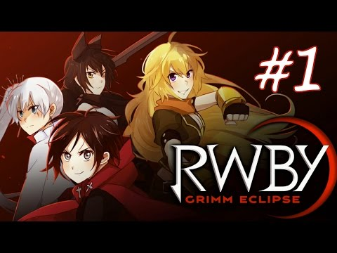 RWBY HITS CONSOLE! || RWBY Grimm Eclipse Episode 1 (PS4 Gameplay)