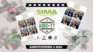 SIMA 2019: Agroyoutubers presenti!