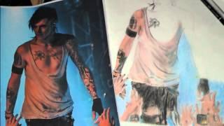 Andy Biersack  BVB drawing video