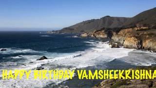 VamsheeKrishna Birthday Beaches Playas
