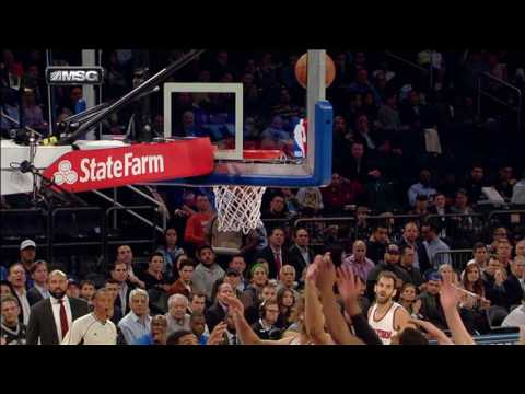 New York Knicks' Top 10 Plays of the 2015-2016 Season