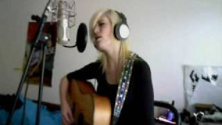 Kelly Clarkson - Irvine - Live video cover  - by Katey