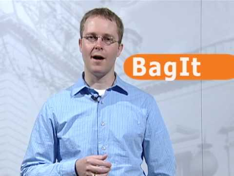 BagIt: Transferring Digital Content for Preservation