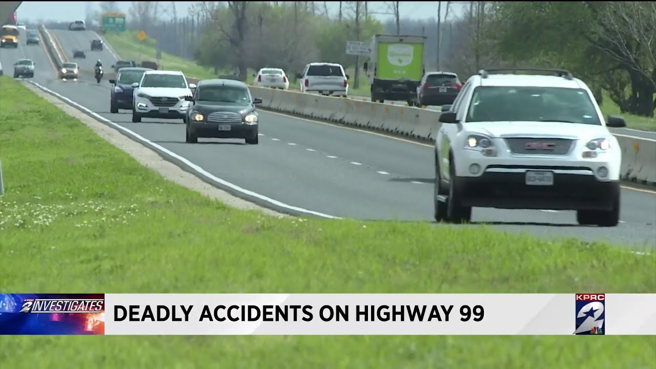 Deadly accident on Highway 99