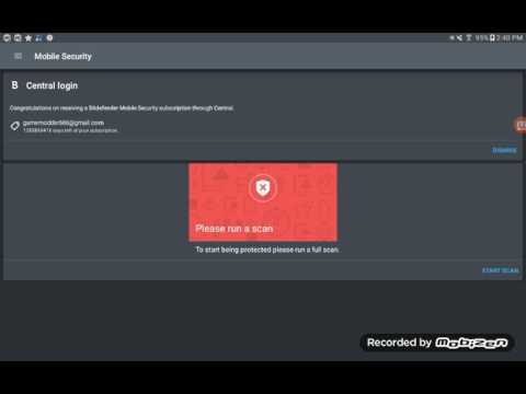 Bitdefender Antivirus & Security Modded App + Activation Key