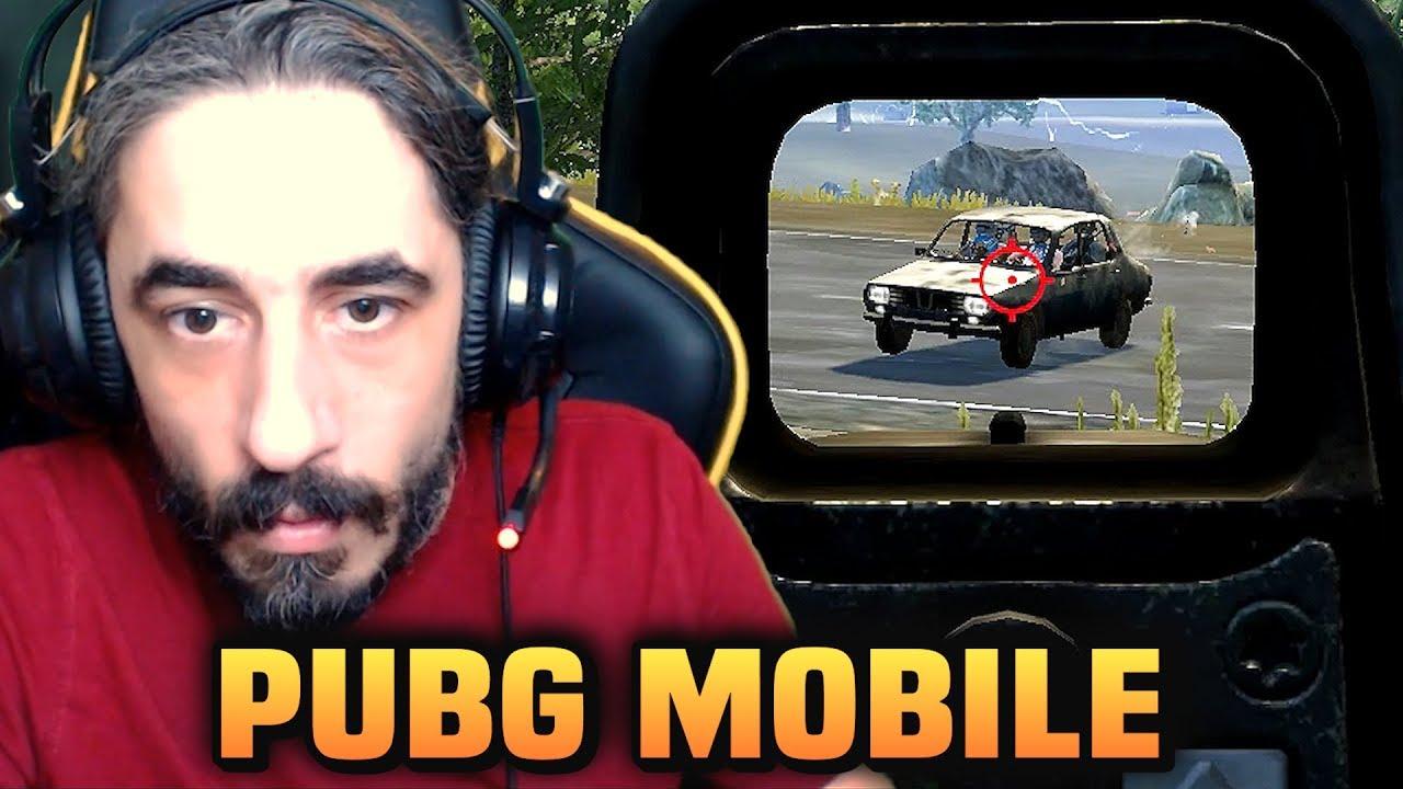 ARABAYLA DALDILAR SONLARI OLDU !! - PUBG Mobile