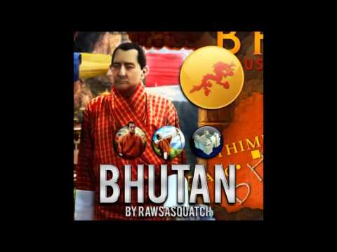 Kingdom of Bhutan - Jigme Singye Wangchuck | War