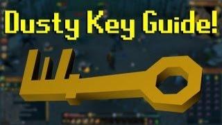 [Runescape 3] Dusty Key Guide! [Taverley Dungeon]