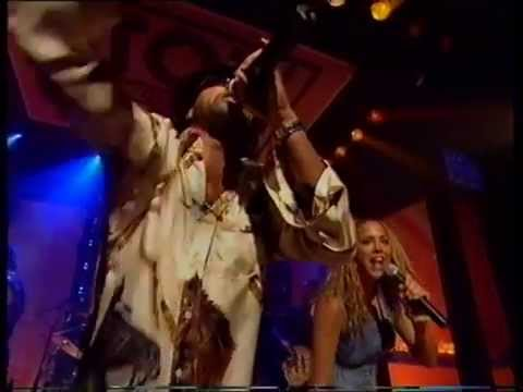 Shaggy - Luv Me Luv Me - Top Of The Pops - Friday 28th September 2001