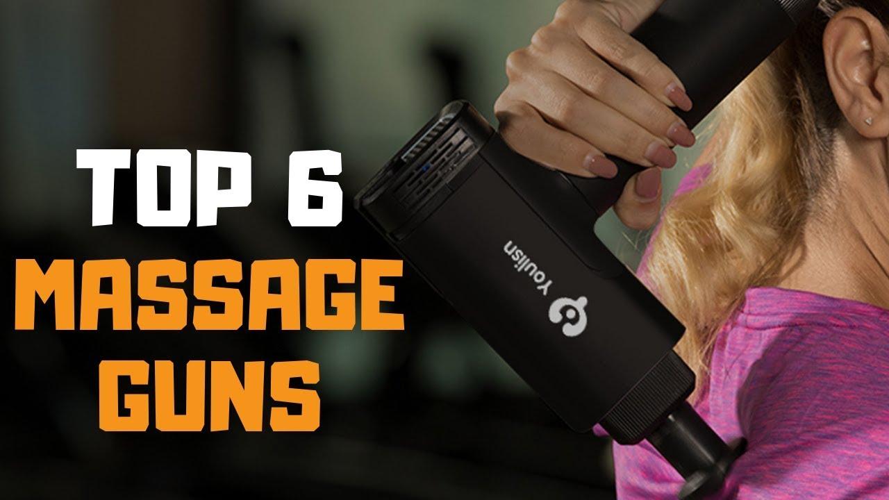 Best Massage Gun in 2019 - Top 6