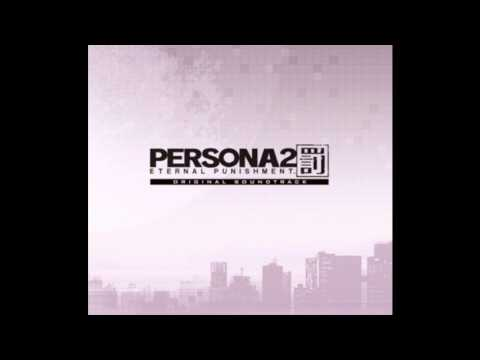 Persona 2 Eternal Punishment PSP Opening