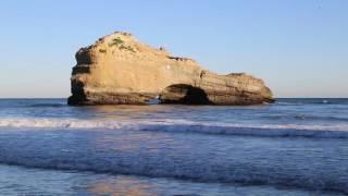 BRUITS DES VAGUES & DE L'OCEAN - La roche percée - Biarritz - Relax'TV